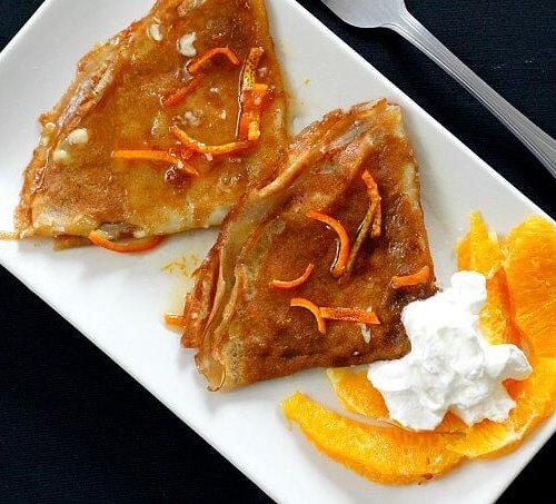 Crepes Suzette Lydia S Flexitarian Kitchen